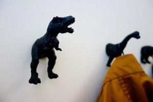 dinosaurus kapstok
